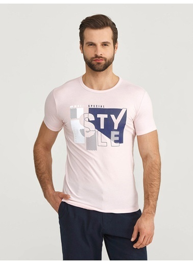 MCL Tişört Pembe